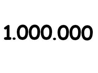 Ένα Εκατομμύριο