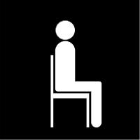 Κάθομαι