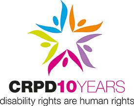10η επέτειος της Σύμβασης των Ηνωμένων Εθνών για τα Δικαιώματα των Ατόμων με Αναπηρία